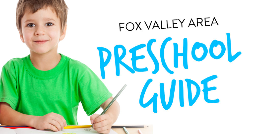 Fox Valley Preschool Guide