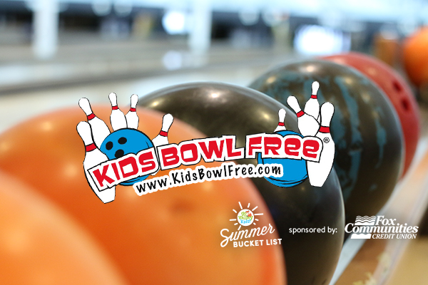 Kids Bowl Free Northeast Wisconsin