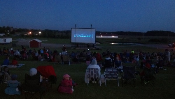 Greenville Movie in the Park