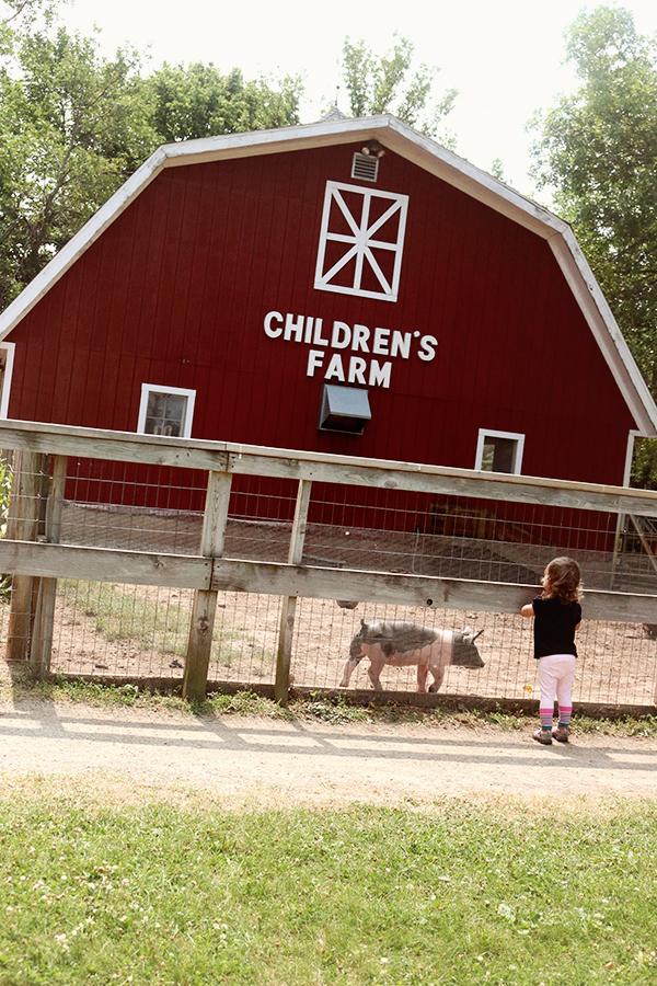 Plamann Park Childrens Farm