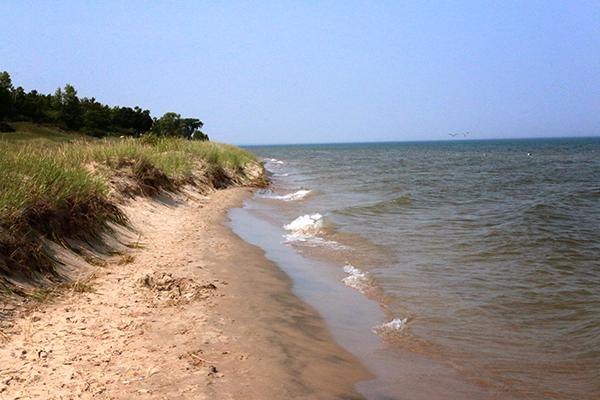 Point Beach, Wisconsin