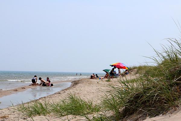 Point Beach, Wisconsin
