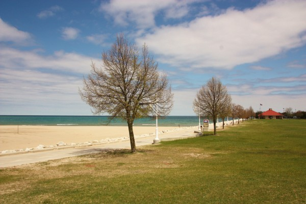 North Beach, Sheboygan