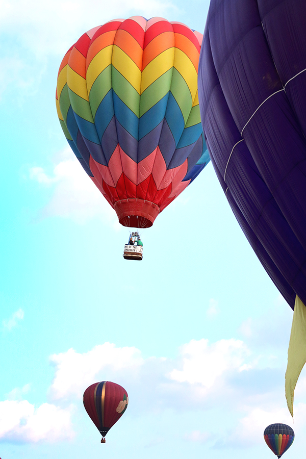 Seymour Burger Fest and Balloon Rally