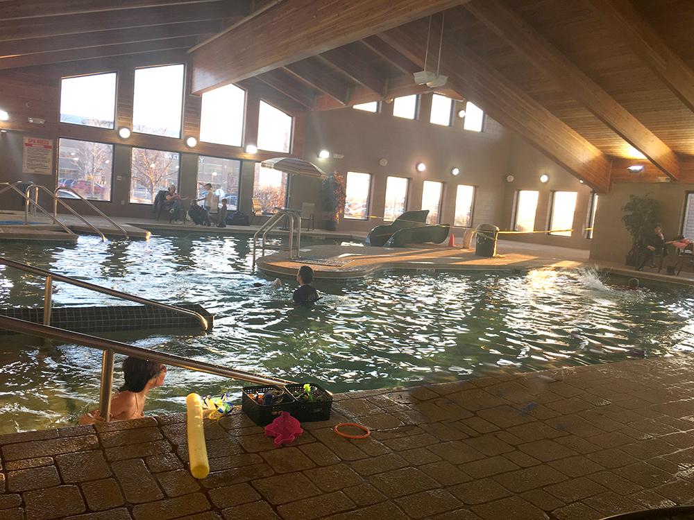Indoor Swimming Pool Roundup Go Valley Kids