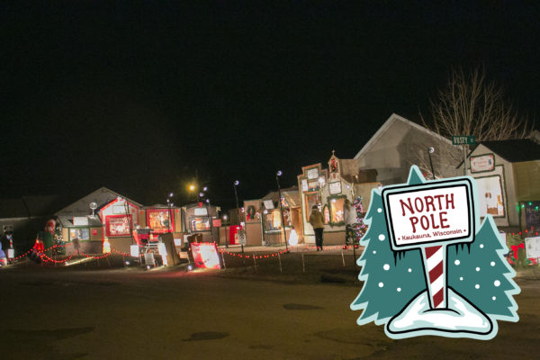 north pole kaukauna - North Pole Christmas Decorations