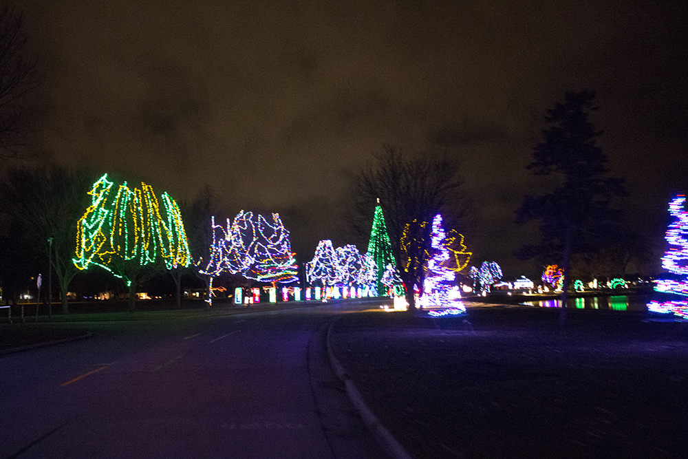 2016 Holiday Lights for Chirstmas | Northeast Wisconsin