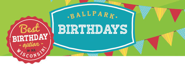 Timber Rattlers Birthdays