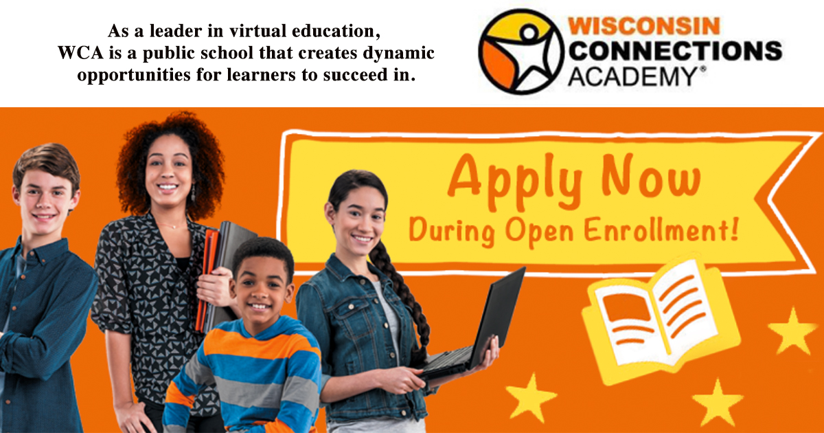 Wisconsin Connections Academy A Virtual School Tour