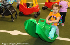 Wiggles & Giggles Oshkosh YMCA