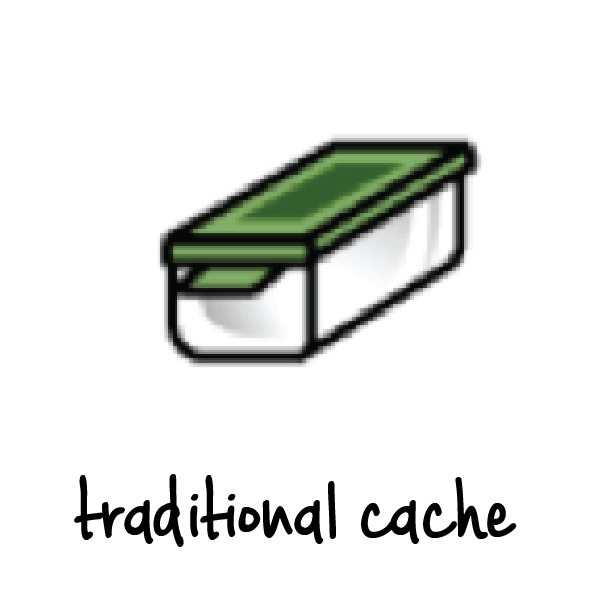 traditional cache
