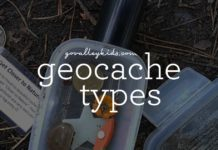 geocaching types