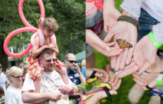 Family Services Butterfly Festival