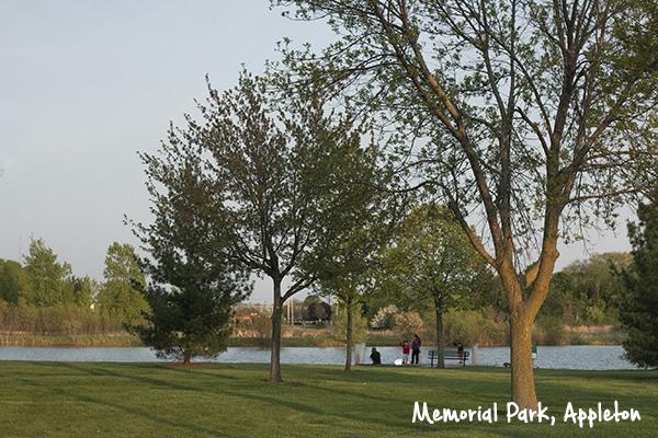 Memorial Park Appleton
