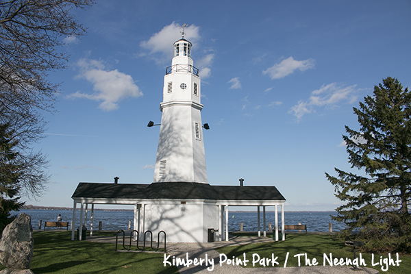 Kimberly Point Neenah Lighthouse