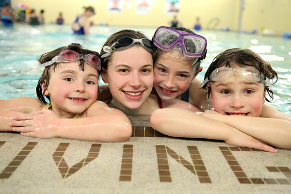 Oshkosh ymca swimming