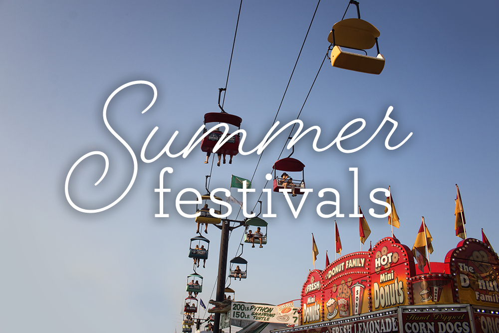 Summer Festivals Northeast Wisconsin