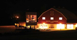 Summer Outdoor Movies in the Park