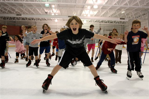 oshkosh ymca ice skating