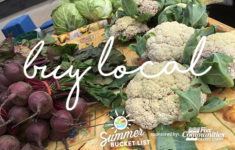 Buy Local - Farmers Markets