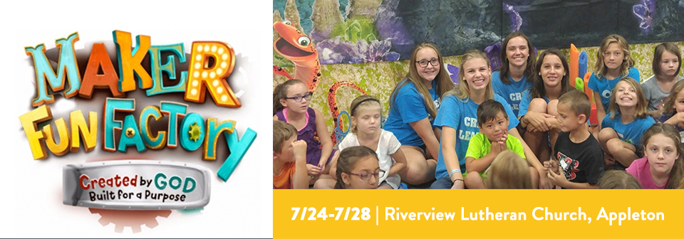 Riverview Appleton Vacation Bible School