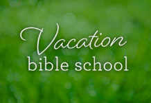 Vacation Bible School VBS