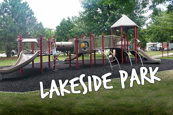 Lakeside Park Fond du Lac