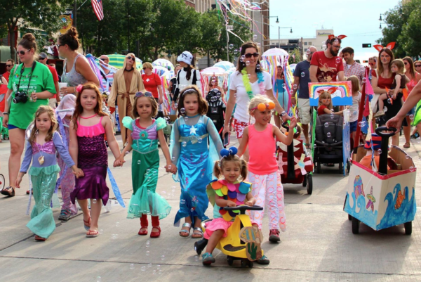 Appleton Children's Week Parade