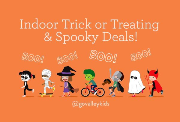 Halloween 2019 Indoor Trick Or Treating And Deals