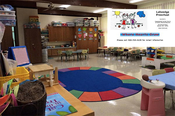 Lake Edge Preschool Neenah