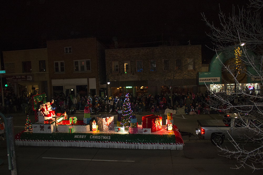 Appleton Holiday Parade