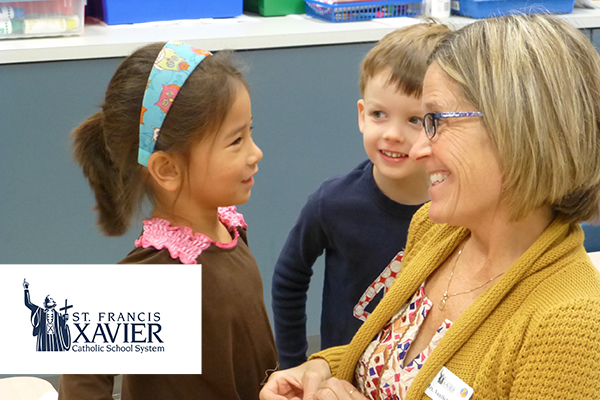 xavier preschool appleton