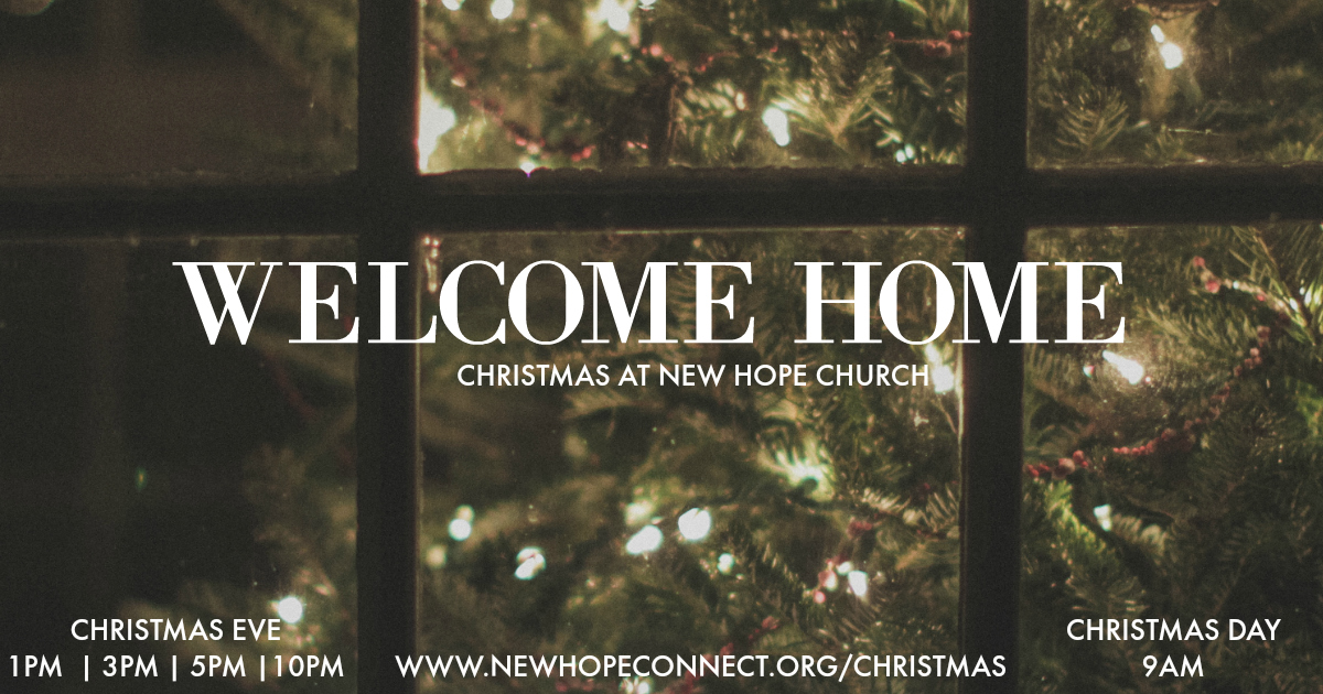 NEW HOPE CHRISTMAS Neenah