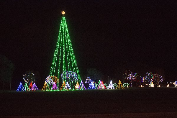 Oshkosh Celebration of Lights