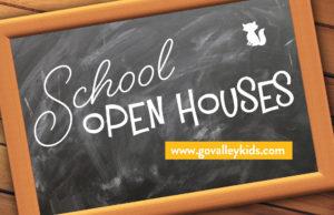 School Open Houses