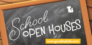 School Open Houses