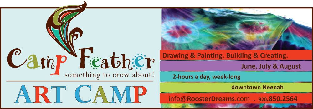 Camp Feather Art Neenah