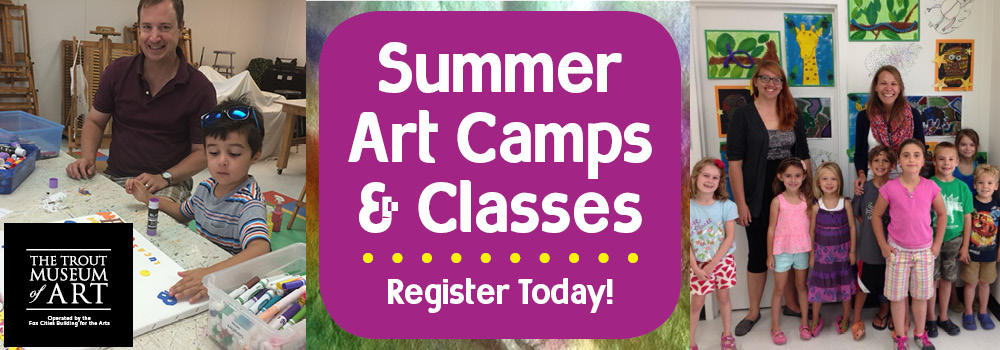 Summer Art Camps and Classes