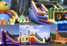 Inflatables Jakes Jumpers