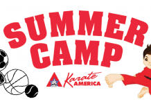 Karate America Appleton Summer Camp