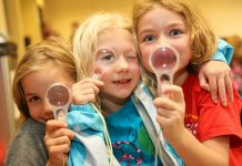 Summer Camp at Green Bay Botanical Garden