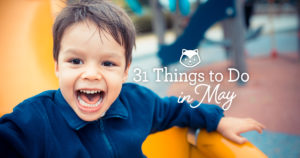 31 Things to do in May
