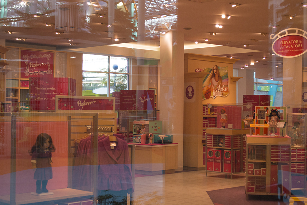 American Girl Mall of America