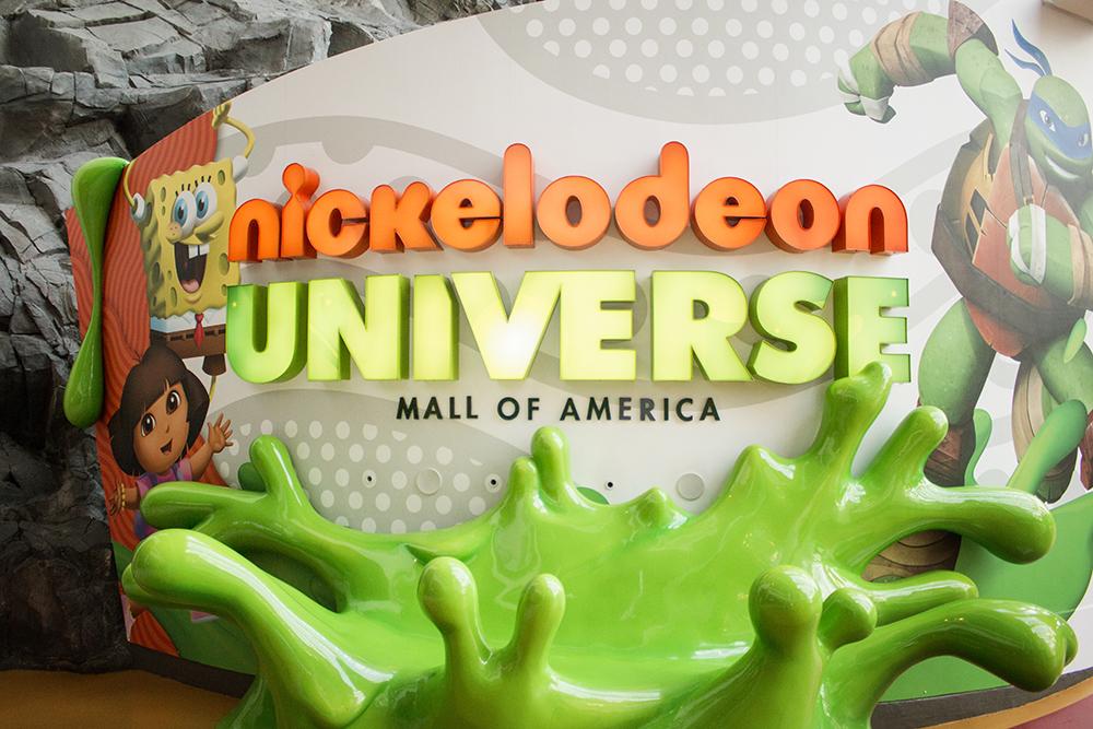 Nickelodean Universe