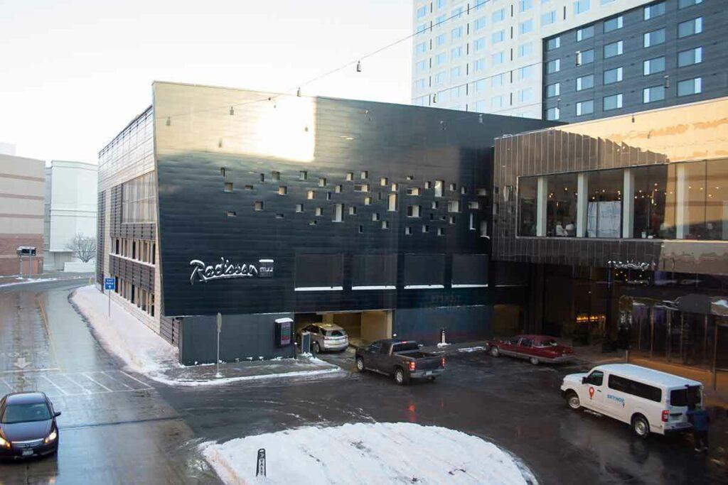 Radisson Blu Hotel, Bloomington, Minnesota