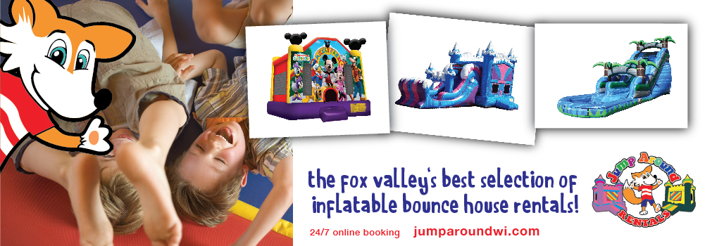 Jump Around Bounce House Rentals