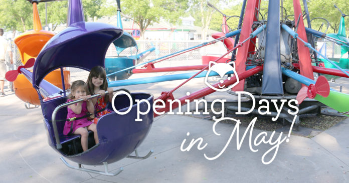 Opening Days in May