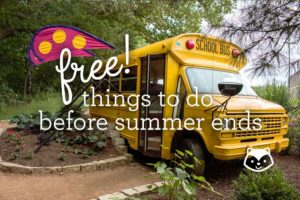 free summer things to do