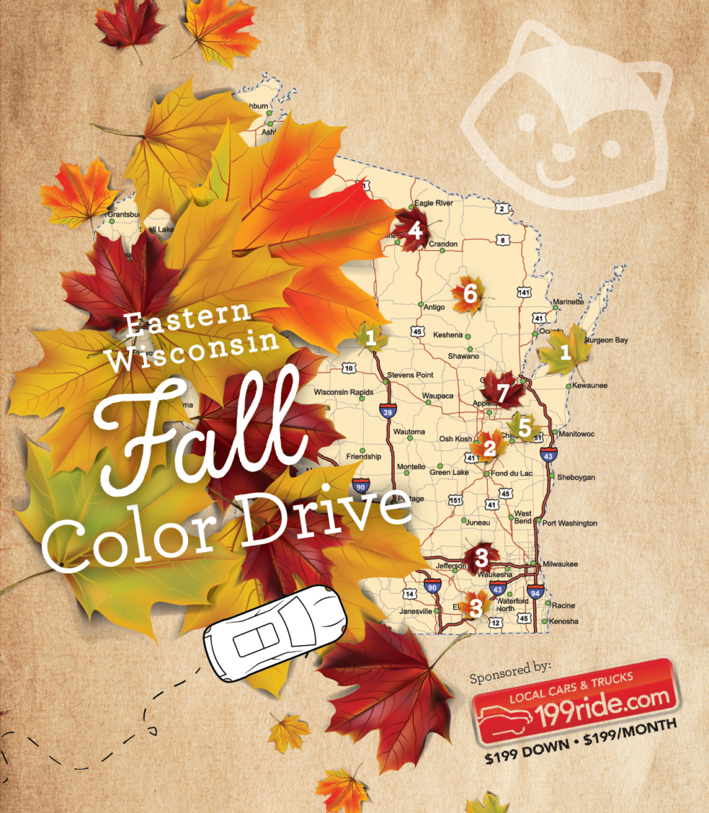 Wisconsin Fall Drives