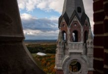 Holy Hill Fall Colors